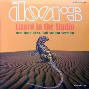 Doors,The - Lizard In The Studio
