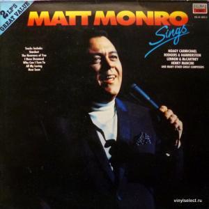 Matt Monro - Matt Monro Sings