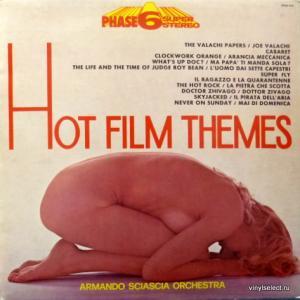 Armando Sciascia Orchestra - Hot Film Themes