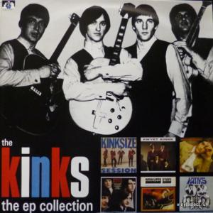 Kinks,The - The EP Collection