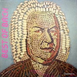 Balázs Ferenc, Ifj. Herrer Pál, Lippényi Gábor - Best Of Bach (Johann Sebastian Bach Legismertebb Művei Szintetizátoron)
