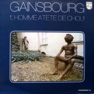 Serge Gainsbourg - L'Homme À Tête De Chou