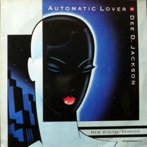 Dee D.Jackson - Automatic Lover (New Digital Version) (produced by Michael Cretu)