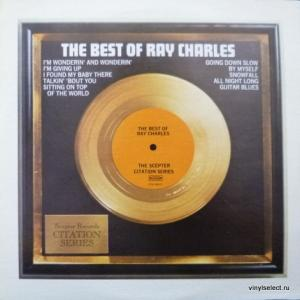 Ray Charles - The Best Of Ray Charles