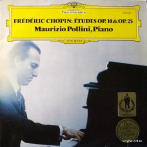 Frederic Chopin - Études Op. 10 & Op. 25 (feat. Maurizio Pollini)