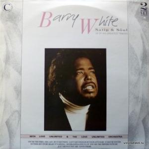 Barry White - Satin & Söul - 24 Of His Greatest Tracks
