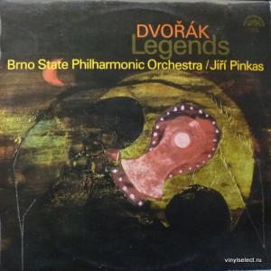 Antonin Dvorak - Legends, Op. 59 (feat. Brno State Philharmonic Orchestra & Jiří Pinkas)