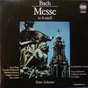 Johann Sebastian Bach - Messe In H-moll BWV 232 (feat. P.Schreier)