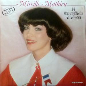 Mireille Mathieu - 14 Romanttista Sävelmää
