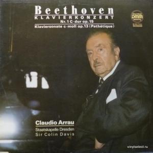 Ludwig van Beethoven - Klavierkonzert Nr.1 C-Dur Op. 15 / Klaviersonate C-Moll Op.13 (feat. Claudio Arrau)