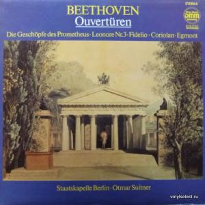 Ludwig van Beethoven - Ouvertüren (feat. Otmar Suitner, Staatskapelle Berlin)