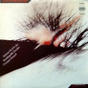 Anton Bruckner - Sinfonie Nr.4 Es-dur 'Romantische' (feat. Giuseppe Sinopoli & Staatskapelle Dresden )