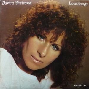 Barbra Streisand - Love Songs