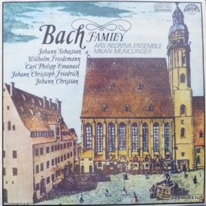 Ars Rediviva Ensemble - Bach Family