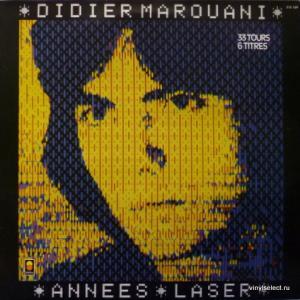 Didier Marouani (Space) - Années Laser