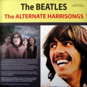 Beatles,The - The Alternate Harrisongs