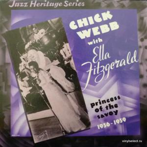 Chick Webb And Ella Fitzgerald - Princess Of The Savoy (1936-1939)