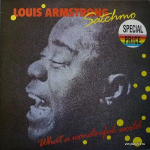 Louis Armstrong - Satchmo - What A Wonderful World