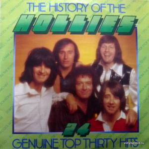 Hollies,The - The History Of The Hollies - 24 Genuine Top Thirty Hits