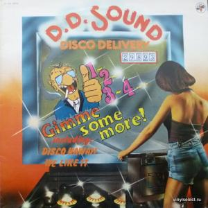 D.D. Sound (La Bionda) - 1-2-3-4… Gimme Some More!