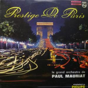 Paul Mauriat - Prestige De Paris