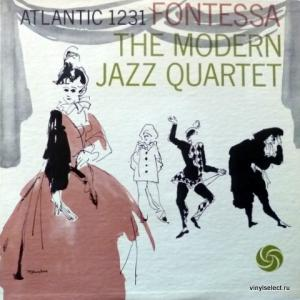 Modern Jazz Quartet, The - Fontessa