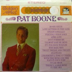 Pat Boone - Golden Hits - 15 Hits Of Pat Boone