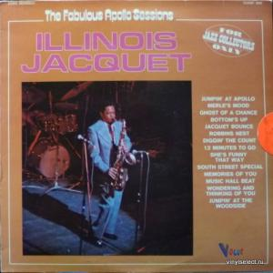 Illinois Jacquet - The Fabulous Apollo Sessions