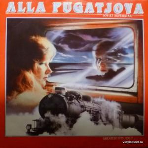 Alla Pugatjova (Алла Пугачева) - Greatest Hits Vol. 2