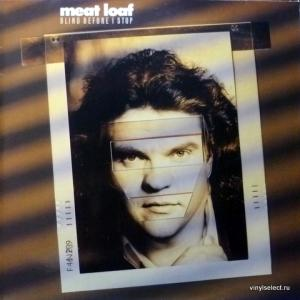 Meat Loaf - Blind Before I Stop (produced by Frank Farian)