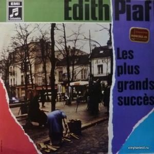 Edith Piaf - Les Plus Grands Succès