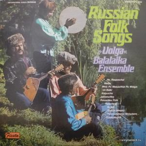 Volga Balalaika Ensemble - Russian Folk Songs