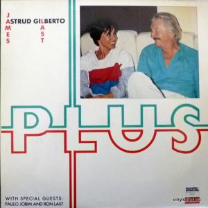 James Last & Astrud Gilberto - Astrud Gilberto Plus the James Last Orchestra (feat. Paolo Jobim & Ron Last)