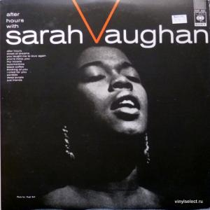 Sarah Vaughan - After Hours With Sarah Vaughan