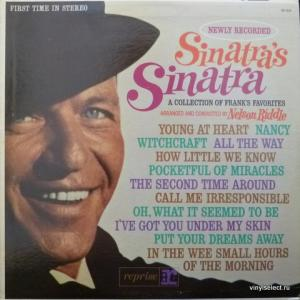 Frank Sinatra - Sinatra's Sinatra: A Collection Of Frank's Favorites