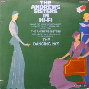 Andrews Sisters,The - The Andrew Sisters In Hi-Fi