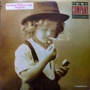 Bad Company - Dangerous Age