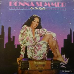 Donna Summer - On The Radio: Greatest Hits Volumes I & II (produced by G. Moroder) (+Poster!)