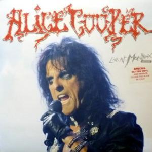 Alice Cooper - Live At Montreux 2005 (Glitter Vinyl)