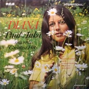 Paul Anka - Diana (Paul Anka Sings His Greatest Hits)