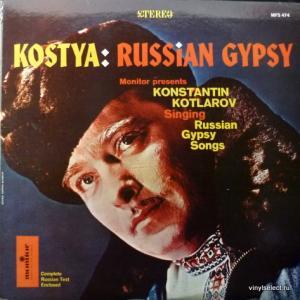 Konstantin Kotlarov (Константин Котляров) - Kostya: Russian Gypsy