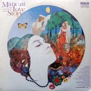 Henry Mancini And His Orchestra - Mancini Plays The Theme From ''Love Story''