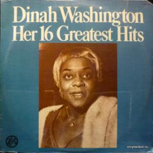 Dinah Washington - Her 16 Greatest Hits
