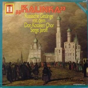 Don Kosaken Chor Serge Jaroff - ''Kalinka'' Russische Gesänge