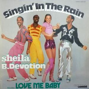 Sheila B.Devotion - Singin' In The Rain