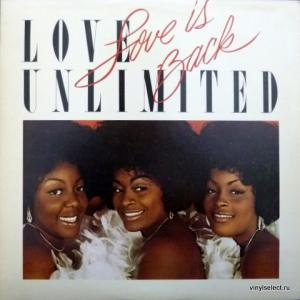Love Unlimited Orchestra (feat. Barry White) - Love Is Back