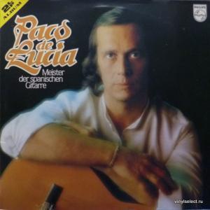 Paco De Lucía - Meister Der Spanischen Gitarre