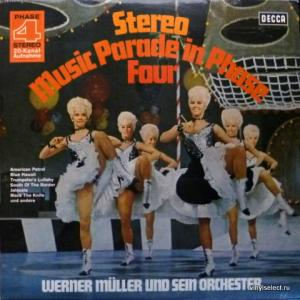 Werner Müller Und Sein Orchester - Stereo Music Parade In Phase Four