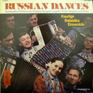 Kauriga Balalaika Ensemble - Russian Dances