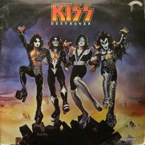 Kiss - Destroyer (Transparent Black Vinyl)